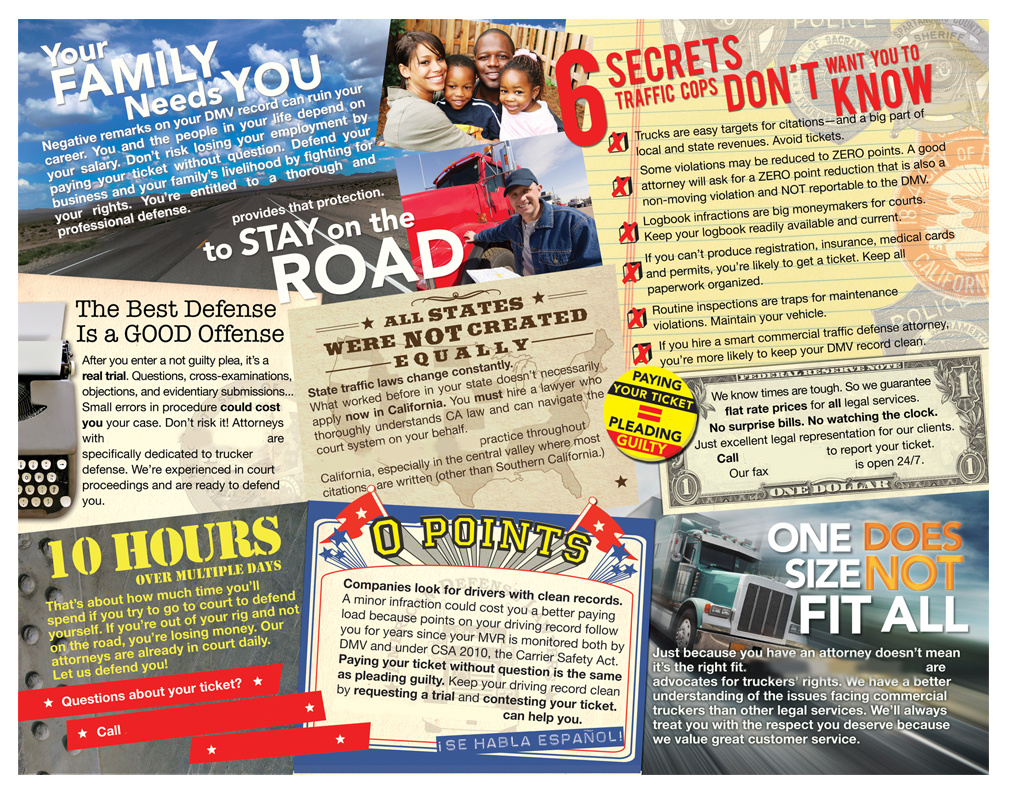 Case Study: A Targeted Brochure | Radical Strategies