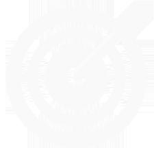 Bullseye with arrow in center icon