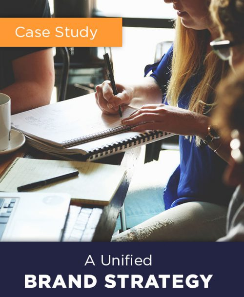 A Unified Strategy Case Study cover